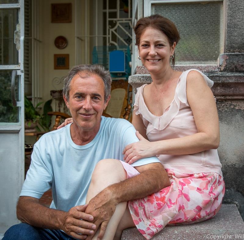 Oswaldo og kona