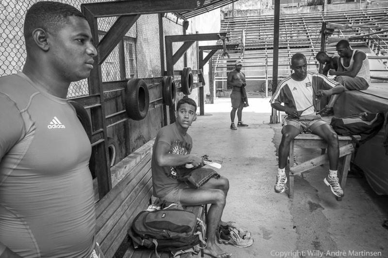Bokseklubben Gimnasio de Boxeo Rafael Trejo i Habana Vieja er den eldste i Havana. Klubben har fostret svært mange gode boksere gjennom historien.