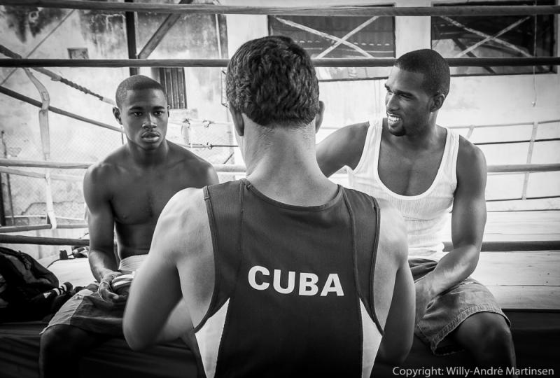 Cuba har dominert den internasjonale amatørboksingen i mange år.